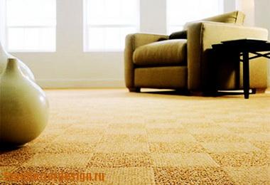 Рисунок ковровых покрытий.